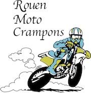 Rouen moto crampons
